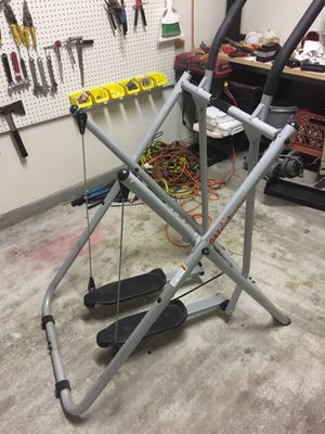 Gazelle exercise machine LIKE NEW for Sale in Fairfax, VA