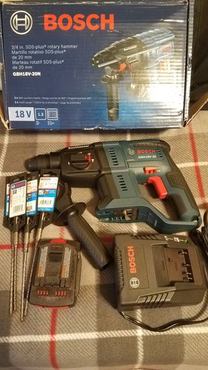 Hammer drill (tools) for Sale in Central Falls, RI