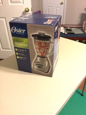 Oster blender for Sale in Millbrook, AL