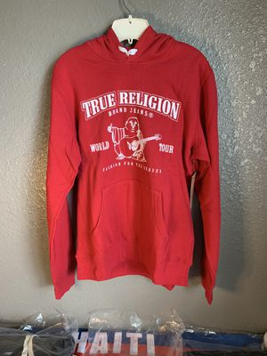 True Religion men's CWP Fleece Hoodie for Sale in Haines City, FL