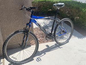 Giant & Trek Mountain bikes & child trailer for Sale in North Las Vegas, NV