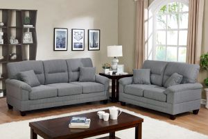 Sofa and love seat only one left for Sale in Lakewood, CA
