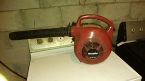 Leaf blower price negotiable for Sale in Tampa, FL