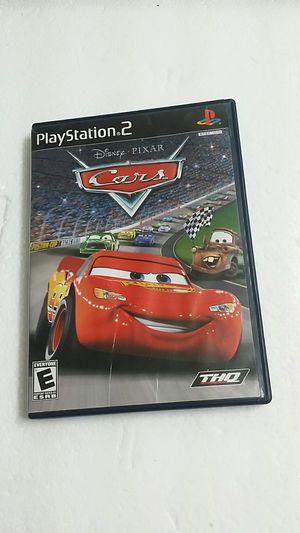 Disnep Pixer Cars, PS2 for Sale in El Cajon, CA
