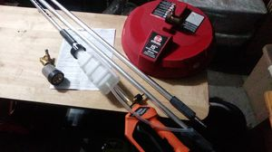 Power washer cleaning kit for Sale in Medford, MA