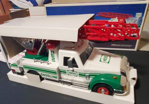 1994 Hess Rescue Truck Vintage in box ships same day for Sale in Holland, PA