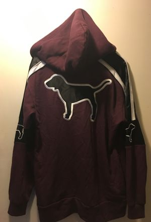 NWT Pink Half Zip Hoodie Size Small for Sale in MI METRO, MI
