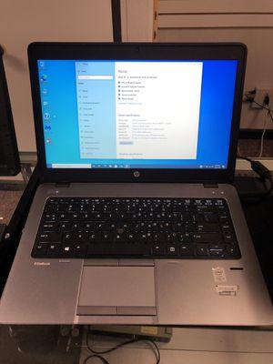 """Hp Elitebook 14"""" Laptop i5,8GB, 240Gb Win 10 Pro for Sale in Westland, MI"""