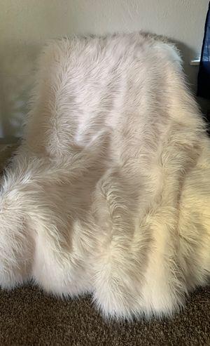 Fur blanket for Sale in Fresno, CA