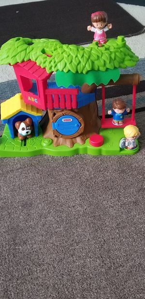 Fisher-Price Little People Swing and Share Treehouse for Sale in Woodbridge, VA