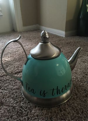 Cute Teapot for Sale in Chapel Hill, NC