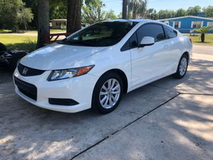 2012 Honda Civic EX Coupe for Sale in Tampa, FL