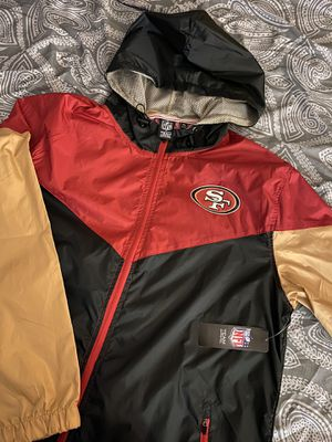 49er Windbreaker Mens size XL for Sale in Oakland, CA