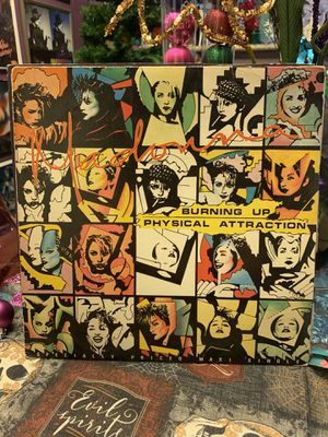 7 Madonna records for Sale in Bell Gardens, CA