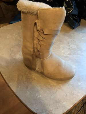 Tan Boots for Sale in Bellmawr, NJ
