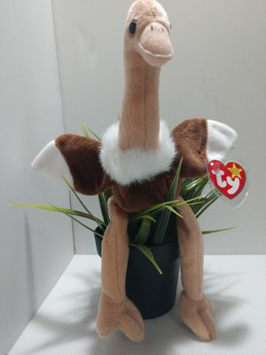 Stretch TY beanie baby with tag for Sale in Murray, UT
