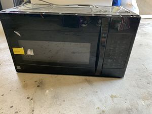 Under counter microwave for sale. Want it gone willing to negotiate price. for Sale in Santa Maria, CA