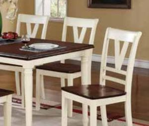 6 Brand New dining room CHAIRS ONLY for Sale in Las Vegas, NV