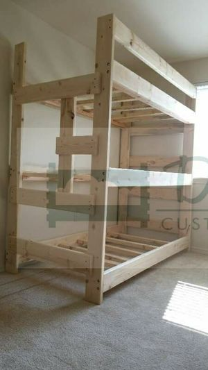 Triple bunks for Sale in Portland, OR