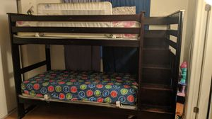 Wood bunk beds for Sale in Long Beach, CA