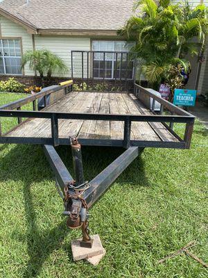 16 foot trailer for Sale in Orlando, FL