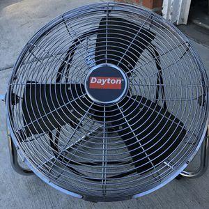 Dayton Fan for Sale in Concord, CA
