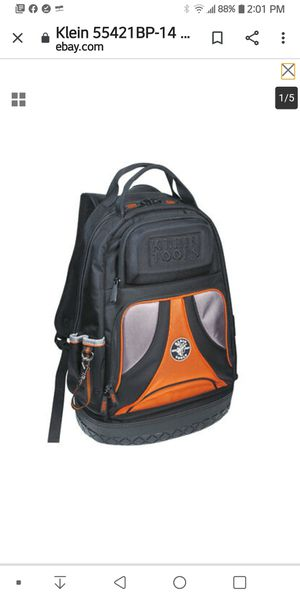 Klein backpack for Sale in Casselberry, FL