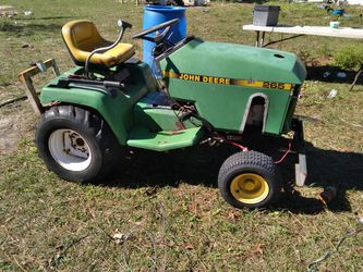 John Deere 265 for Sale in Lecanto,  FL