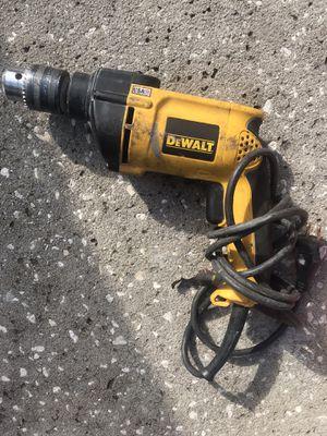 DEWALT VSR HAMMER DRILL & LEVEL for Sale in Tampa, FL