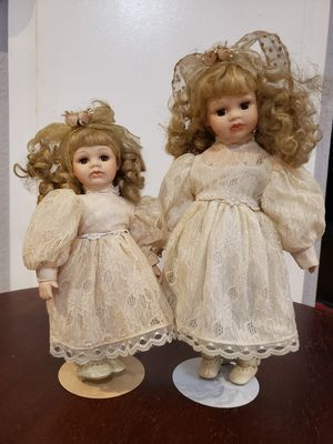 Antique Dolls for Sale in Fontana, CA