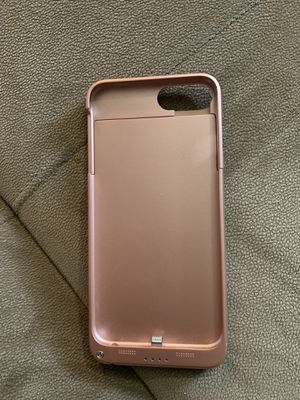 iPhone 6s Plus & 7 Plus Charging Case for Sale in Whittier, CA