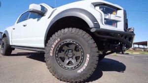 """Toyota Tundra 20"""" Wheel Special ✅ 4METHOD Con 6 Rims (MATTE BLACK) ✅ 4DoubleStar M/T Tires SIZE 33X12.50R20 🔥🔥ONLY $1649🔥🔥 for Sale in Huntington Beach, CA"""