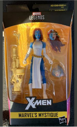 Exclusive Marvel Legends X-Men Mystique Collectible Action Figure Toy for Sale in Chicago, IL