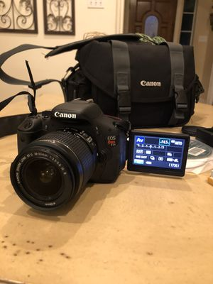 Canon T3i for Sale in McAllen, TX