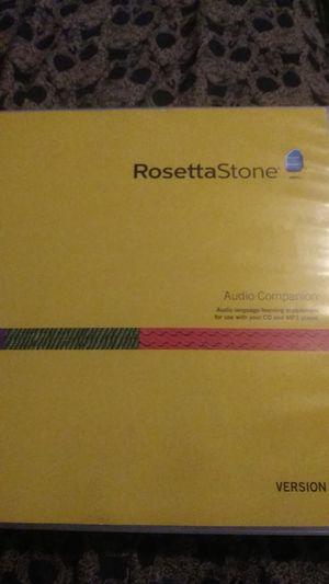 Rosetta stone for Sale in Phoenix, AZ