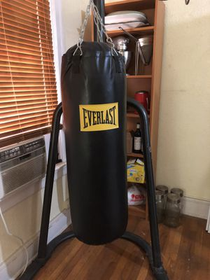 Full Size Punching Bag w/ Stand for Sale in Washington, DC