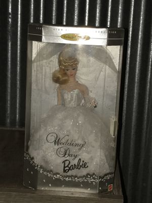 Wedding Day Barbie for Sale in Fort Worth, TX