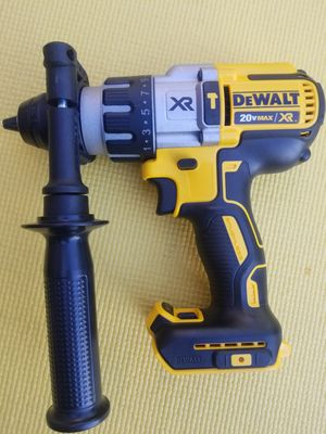 20 V DeWalt XR Brushless Hammer Drill Brand NEW Tool only for Sale in Bakersfield, CA