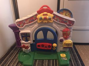 FisherPrice baby/toddler talking Toy House for Sale in Selma, TX