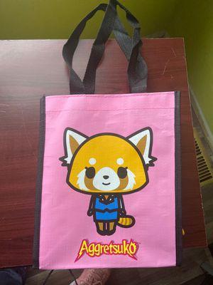 Aggretsuko Small Tote Bag for Sale in Carol Stream, IL