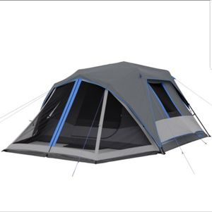 6-Person Instant Darkrest Cabin Tent with light for Sale in Lutz, FL