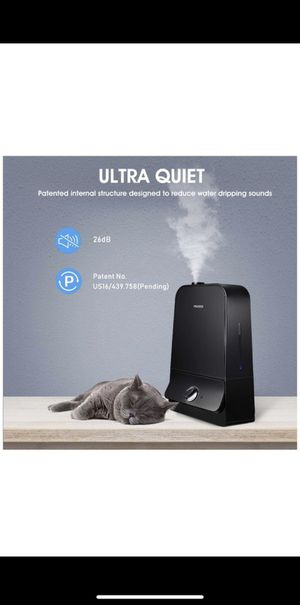 Miroco Ultrasonic Cool Mist Humidifier air purifier disinfectant for Sale in North Olmsted, OH