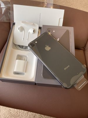 IPhone 8 64gb AT&T or cricket Brand new for Sale in Austin, TX