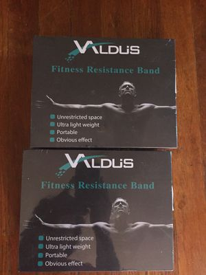 Valdus Fitnus Resistance Bands for Sale in Queens, NY