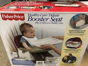 Baby portable booster seat in great condition for Sale in Sammamish, WA