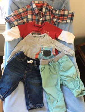 baby boy outfit (5 pieces) for Sale in Lake Forest, CA