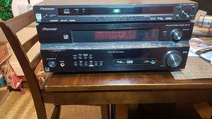 Pioneer SX-217 Multi Channel Receiver Surround Sound for Sale in Chicago, IL