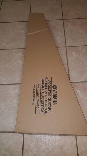 Yamaha guitar case for Sale in Orlando, FL