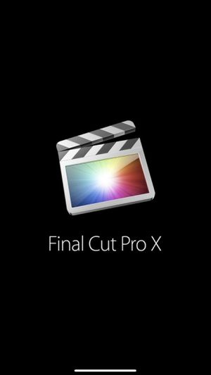 Final Cut Pro X [Download] for Sale in Fontana, CA
