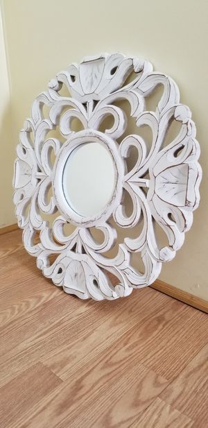 Small Distressed Wall Mirror for Sale in Phoenix, AZ
